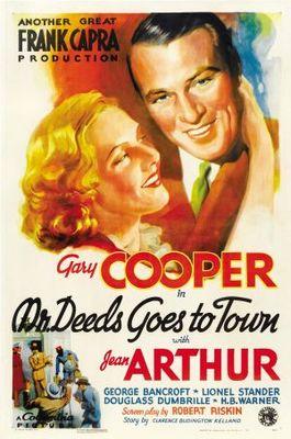 Mr. Deeds Goes to Town movie poster (1936) poster MOV_f768fb98