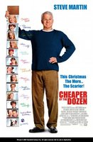 Cheaper by the Dozen movie poster (2003) picture MOV_23d82a03