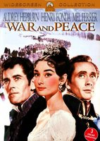 War and Peace movie poster (1956) picture MOV_f776ad9a