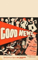 Good News movie poster (1930) picture MOV_f77cb51f