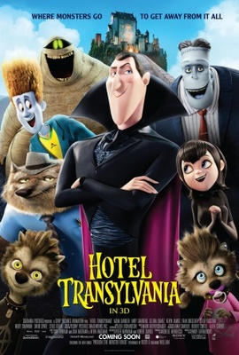 Hotel Transylvania movie poster (2012) poster MOV_f77cd5e3