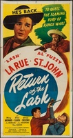 Return of the Lash movie poster (1947) picture MOV_f77f22b6