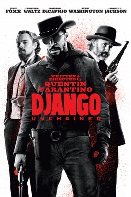 Django Unchained movie poster (2012) poster MOV_f77f8307