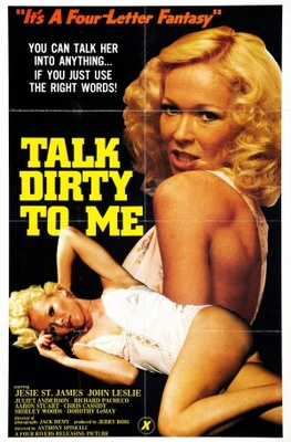 Talk Dirty to Me movie poster (1980) poster MOV_f7813278