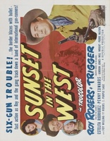 Sunset in the West movie poster (1950) picture MOV_f7839a4d
