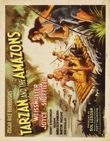 Tarzan and the Amazons movie poster (1945) picture MOV_f78d35db