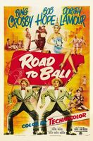 Road to Bali movie poster (1952) picture MOV_f7916eb1