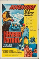 Khyber Patrol movie poster (1954) picture MOV_f7963839