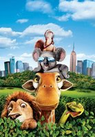 The Wild movie poster (2006) picture MOV_f7a80eb1