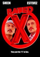 Rated X movie poster (2000) picture MOV_f7ab45ee