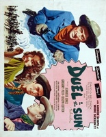 Duel in the Sun movie poster (1946) picture MOV_f7b3501b