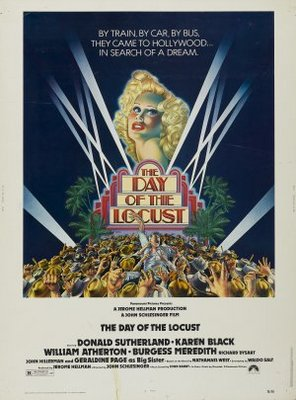 The Day of the Locust movie poster (1975) poster MOV_f7b73da4