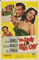 The Lady Pays Off movie poster (1951) picture MOV_f7b9807e
