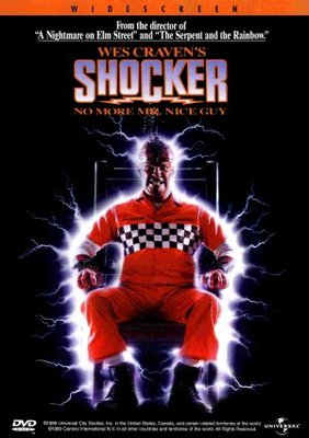 Shocker movie poster (1989) poster MOV_f7beba84