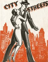 City Streets movie poster (1931) picture MOV_f7c9836a