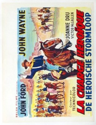 She Wore a Yellow Ribbon movie poster (1949) poster MOV_f7ca684d