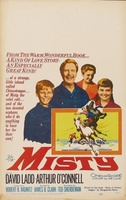 Misty movie poster (1961) picture MOV_f7caf711