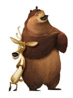 Open Season movie poster (2006) picture MOV_f7ccba8c
