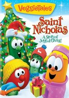 Veggietales: Saint Nicholas - A Story of Joyful Giving! movie poster (2009) picture MOV_f7cd12bc