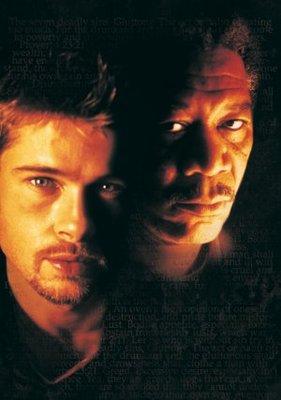 Se7en movie poster (1995) poster MOV_f7cdb722