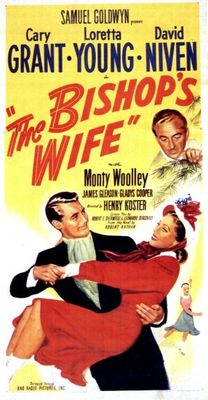 The Bishop's Wife movie poster (1947) poster MOV_f7d20ba8