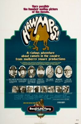 Hawmps! movie poster (1976) poster MOV_f7d6fd89