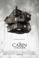 The Cabin in the Woods movie poster (2010) picture MOV_f7de30cb