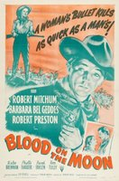 Blood on the Moon movie poster (1948) picture MOV_f7e42ee9