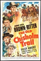 The Old Chisholm Trail movie poster (1942) picture MOV_f7e7f3a7