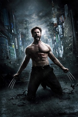 The Wolverine movie poster (2013) poster MOV_f7ea6cd4