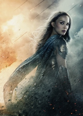 Thor: The Dark World movie poster (2013) poster MOV_f7ec44ee