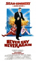 Never Say Never Again movie poster (1983) picture MOV_f7ec883b