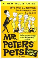 Mr. Peter's Pets movie poster (1963) picture MOV_f7f1d32f