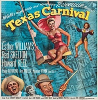 Texas Carnival movie poster (1951) picture MOV_f7facc42