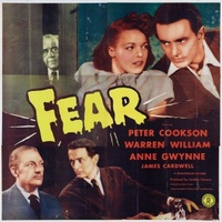 Fear movie poster (1946) picture MOV_f7fb0ae6
