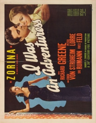 I Was an Adventuress movie poster (1940) poster MOV_f7ff1ac7