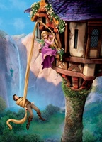 Tangled movie poster (2010) picture MOV_f803033b