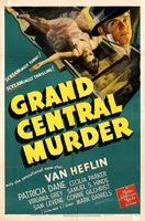 Grand Central Murder movie poster (1942) picture MOV_f806195a