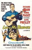 Love Me Tender movie poster (1956) picture MOV_f806a158