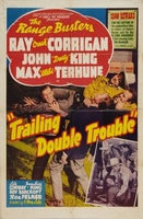 Trailing Double Trouble movie poster (1940) picture MOV_f80e5ab9