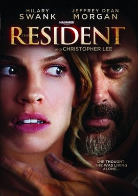 The Resident movie poster (2010) poster MOV_f810120a