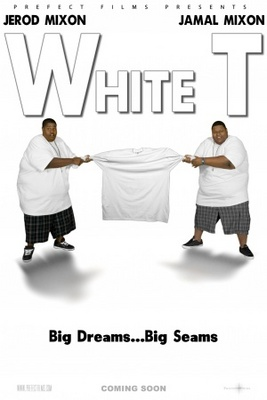 White T movie poster (2013) poster MOV_f81092e0