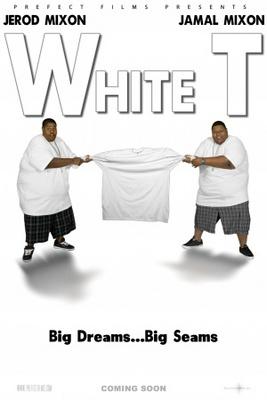White T movie poster (2013) poster MOV_f81092e0