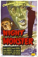 Night Monster movie poster (1942) picture MOV_f814bbfa