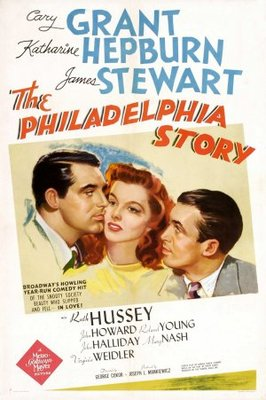 The Philadelphia Story movie poster (1940) poster MOV_f8158c88