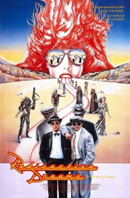 Radioactive Dreams movie poster (1985) poster MOV_f817266b