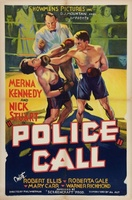Police Call movie poster (1933) picture MOV_f81bef93