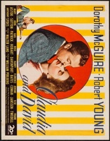 Claudia and David movie poster (1946) picture MOV_f822c275
