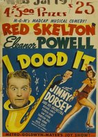 I Dood It movie poster (1943) picture MOV_f823c878