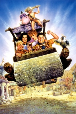 The Flintstones movie poster (1994) poster MOV_f825c005